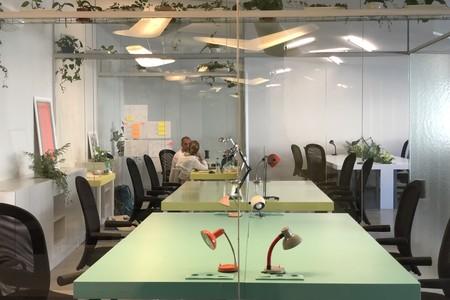As equipas que recebemos adoram as nossas salas - perfeitas para grupos pequenos