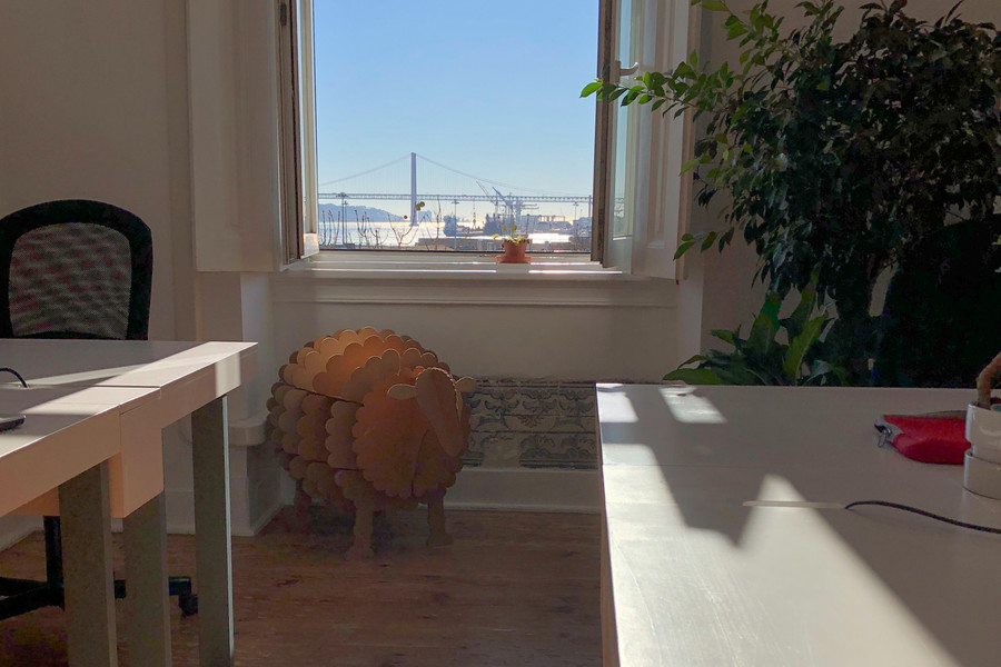 Many of our rooms at Cowork Central come with a unique river view